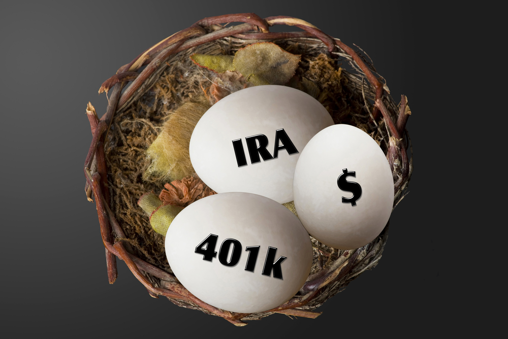 The 401k and IRA funds are viable options for financing your new business.
