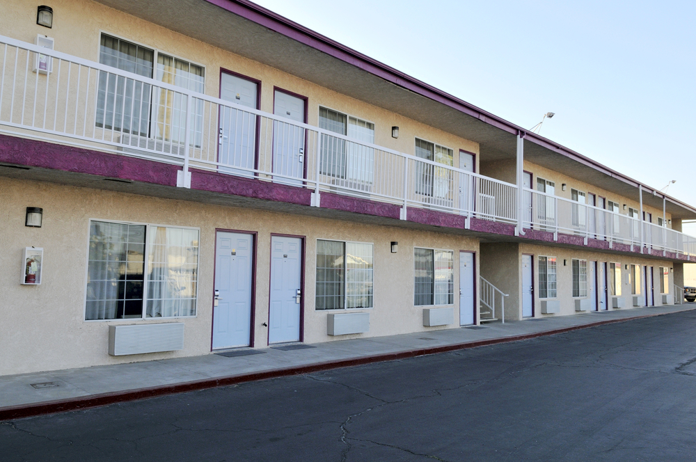 A motel can unlock doors to great profits.