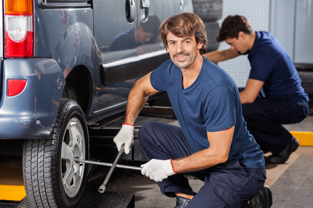 An auto repair business can prove to be a profitable investment.