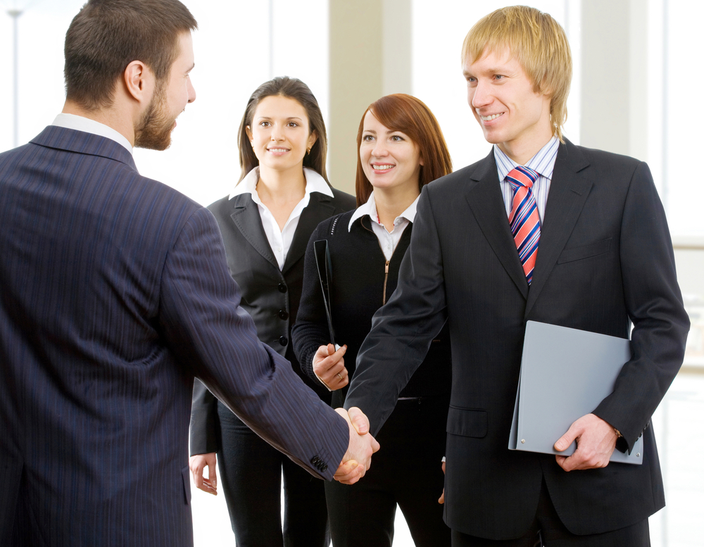 A Plus Is Meeting With Meeting Suppliers, Clients And Employees Before Buying A Business.