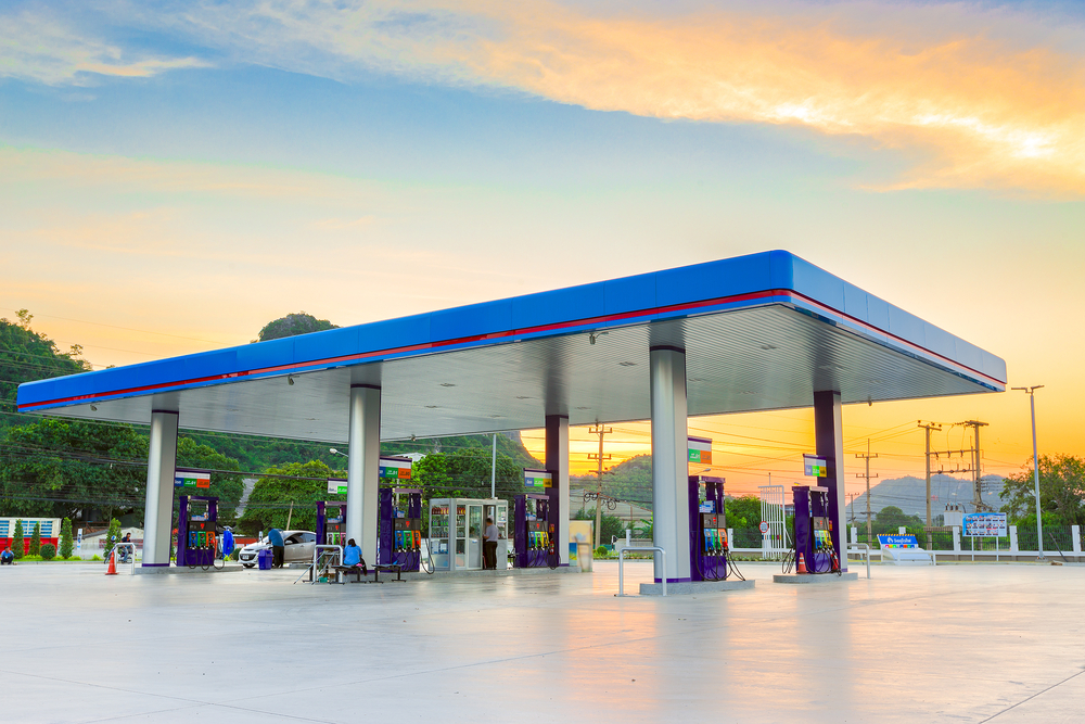 Gas stations can fill your wallet and your tank.
